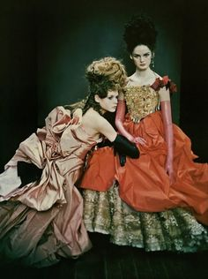 So splendid and magic - editorial by Paolo Roversi for #Vogue Italia