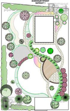 15 Ideas Garden Design Layout Landscaping Lawn Related posts: 65 Amazing Backyard Garden Landscaping and Design Ideas large. Garden Design Plans, Landscape Design Plans, Yard Design, Landscape Architecture Drawing, Layout Design, Design De Configuration, Design Ideas, Design Design, Design Cour
