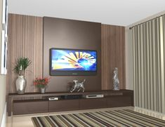 Home theaters mueble home theater planejado Best Home Theater Planejado Sala Moderno Ideas Salas Home Theater, Best Home Theater, Tv Cabinet Design, Tv Wall Design, Living Room Furniture, Living Room Decor, Modern Tv Wall Units, Living Room Tv Unit Designs, Tv Wall Decor