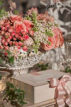 Ways to Cut Costs: Supersize Your Flowers 30 Wedding Reception Decor Inspiration Burgundy Wedding, Floral Wedding, Wedding Flowers, Wedding Bouquets, Floral Centerpieces, Floral Arrangements, Centrepieces, Flower Arrangement, Raindrops And Roses