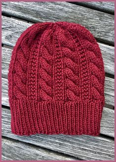 Gingerbread Hat – Free Pattern Free Knitting Pattern The Effective Pictures We Offer You About Crochet ideas A quality picture can tell you many things. Easy Knitting Projects, Knitting For Beginners, Crochet Projects, Knitting Ideas, Knitted Hats, Crochet Hats, Free Knitting, Simple Knitting, Beanie Knitting Patterns Free