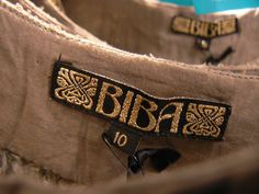 New Biba Label