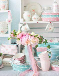 Danish Princess Home: Bridal bouquet (shooting for a portfolio)