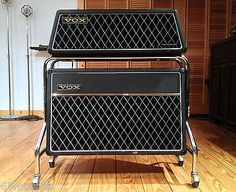 1965 Vox Super Berkeley V8 All-Tube Vintage guitar amp - sounds incredible! Licensed in USA by Thomas Organ. #Vox #AC15 #Beatles