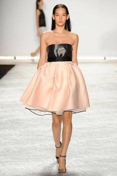 Monique Lhuillier: Spring 2015  RTW collection