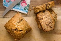 ZucchiniBanana Bread