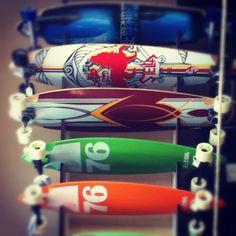 Longboard Palet Table, Long Boarding, Longboards, Skateboard Decks, Skateboards, Ten, Cruise, Wicked, Surfing