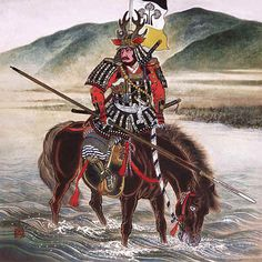 Because Samurai pictures are too cool not to post lots of them. This page has links to a variety of information about Sengoku/Shogun/Samurai military culture and history.