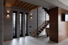 Cahaya Alami Menghangatkan Rumah Minimalis Modern13