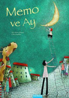 Pierre la Lune by Alice Briere-Haquet  Illustrations: Célia Chauffrey