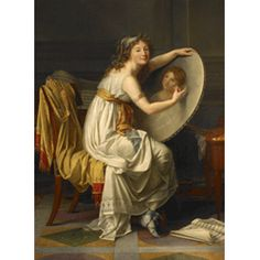 Royalists to Romantics: Women Artists from the Louvre, Versailles, and Other French National Collections @ National Museum of Women in the Arts thru 7/29.