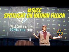 Nathan Fillion at Silicon Valley Comic Con