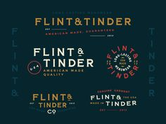 Flint and Tinder Badges