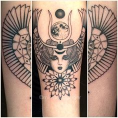 Minka Sicklinger | Isis #nofilter #isistattoo #forearm tattoo...