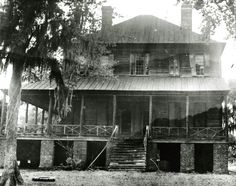 Lawson's Pond Plantation in 1940 -- Berkeley County (S.C.)