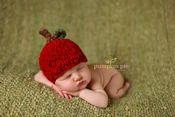 red delicious bonnet