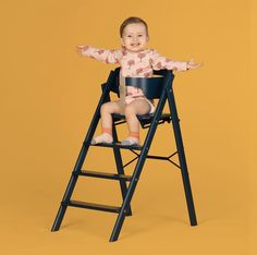 Childrens high chair, design: Ole Petter Wullum