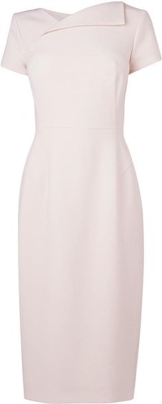 LK Bennett's Joelle Fitted Dress