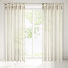 Perdea Melody 140X250 Crem 1 buc #homedecor #inspiration #interiordesign #livingroom #decoration Curtains, Modern, Home Decor, Blinds, Trendy Tree, Decoration Home, Room Decor, Draping, Home Interior Design