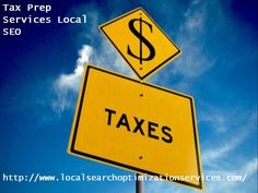 We offer the local SEO services for tax Prep of your business. We manage your website ranking in Google places and also submit your website in local listing and directories. Get in touch with us today! http://www.localsearchoptimizationservices.com/tax-prep-services-local-seo/