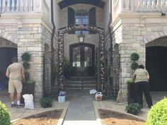 Sizing Up The Situation: We are a good week or so into our container planting season. The location of… #PlantsandGardening #retainingwall