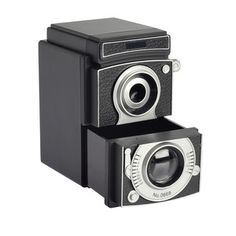 The perfect pencil sharpener for any photographer! Camera Pencil Sharpener, $14, now featured on Fab.