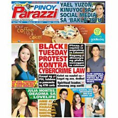 Pinoy Parazzi Vol 7 Issue 29 – February 24 – 25, 2014 http://www.pinoyparazzi.com/pinoy-parazzi-vol-7-issue-29-february-24-25-2014/