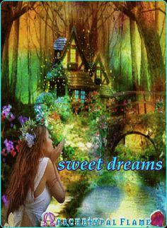Archetypal Flame - sweet dreams  Όνειρα γλυκά   dulces sueños  Bons sonhos  sogni d'oro  doux rêves  zoete dromen  schöne träume  Сладкие Мечты  slatki snovi  良い夢を