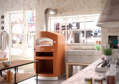 ALFA PIZZA OVEN Commercial Ovens, Oven Design, Oven Canning, Outdoor Oven, Kitchen Oven, Stove Oven, Electric Oven, Oven Range, Cool Inventions