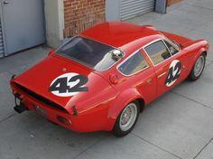 1963 Abarth Simca 1000