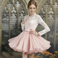 gg-Dresses-S27PA-pink NZ$103.00 on Nzsale.co.nz