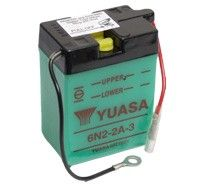 Yuasa 6N2-2A-3 Motorcycle Batteries