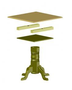 Ready To Assemble Pedestal Kits Http Www Osbornewood Com
