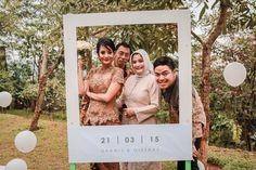 Acara Lamaran Bertema Rustic Di Dago Pakar Bandung - Qisthas