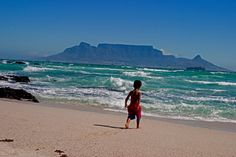 Bloubergstrand beach near Cape Town – South African Tourism Table Mountain Cape Town, Visit South Africa, Most Beautiful Cities, Amazing Places, Destin Beach, Places Of Interest, Future Travel, Africa Travel, Travel Guide
