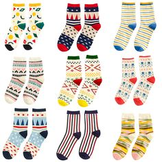 Symbol Of The Brand 1 Pairs Fashion Spring Winter Style Men Womens Socks Five Finger Cotton Breath Toe Sock 6 Colors Yrd Let Our Commodities Go To The World Underwear & Sleepwears