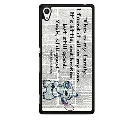 Sticth TATUM-10164 Sony Phonecase Cover For Xperia Z1, Xperia Z2, Xperia Z3, Xperia Z4, Xperia Z5