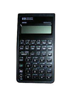 HP 20s Scientific Calculator #HP