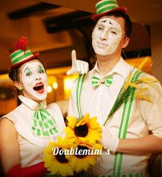 Our goal is to keep old friends, ex-classmates, neighbors and colleagues in touch. Mime Halloween Costume, Ronald Mcdonald, Fictional Characters, Art, Art Background, Kunst, Performing Arts, Fantasy Characters, Art Education Resources