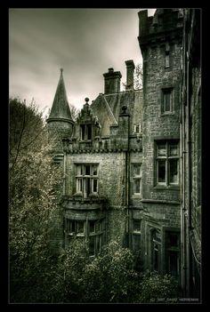 Abandoned, Castle Miranda, Belgium