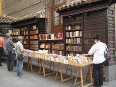 Librería San Ginés, Madrid, España