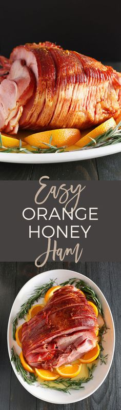 This easy orange hon