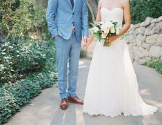 Garden Wedding at San Ysidro Ranch, Santa Barbara - Inspired By This