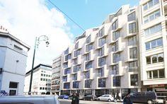 JDS Architects   Chaussee de Charleroi