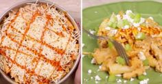 Your Family Will Beg For This Buffalo Chicken Baked Ziti