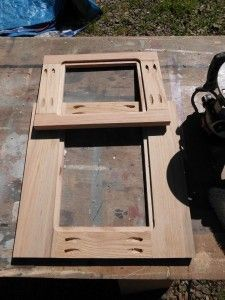 how to build a picture frame with a router