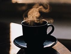 """oldfarmhouse: """"a Fresh cup of joe this early morning~ """""""