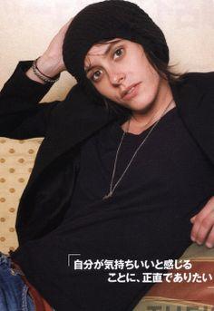 Kate Moennig Tokyo june 2008 - from japanese magazine