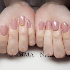 #gelnails #naildesign #calgel #springnails #nailsalon #nailart #nail #nails #japanesenailartist #japanesenailart #シンプルネイル #gemmanail #ヌーディーネイル #東雲ネイル #豊洲ネイル #有明ネイル #ブリオンネイル