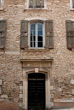 Goult, Vaucluse, Provence